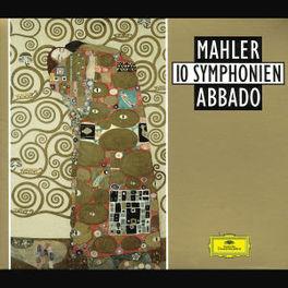 10 SYMPHONIES J.NORMAN WSK BP ABBADO Audio CD, G. MAHLER, CD
