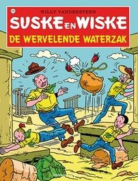 SUSKE EN WISKE 216. DE WERVELENDE WATERZAK (NIEUWE COVER) SUSKE EN WISKE, Willy Vandersteen, Paperback