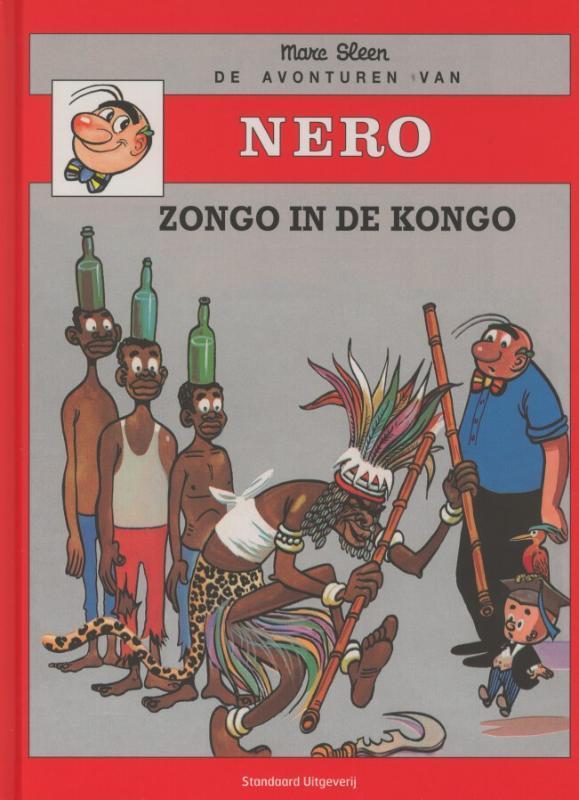 Zongo in de Kongo De avonturen van Nero, Sleen, Marc, Hardcover
