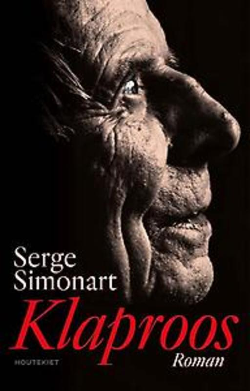 Klaproos Serge Simonart, Paperback