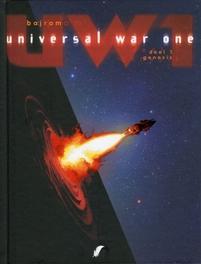 UNIVERSAL WAR ONE HC01. GENESIS UNIVERSAL WAR ONE, Bajram, Denis, Hardcover