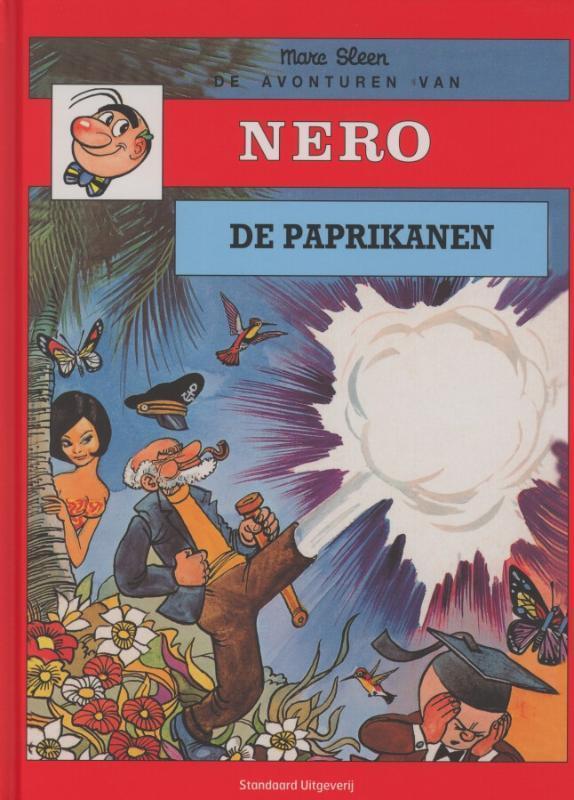 De Paprikanen De avonturen van Nero, Marc Sleen, Hardcover