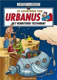 Het verbeterde testament Urbanus, LINTHOUT, WILLY, Paperback
