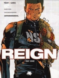 REIGN HC01. DAY-ONE REIGN, Vincent, Cara, Hardcover