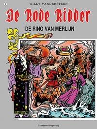 RODE RIDDER 022. DE RING VAN MERLIJN RODE RIDDER, Vandersteen, Willy, Paperback