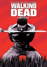Lijden in last WALKING DEAD, Robert Kirkman, Hardcover