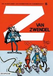 ROBBEDOES & KWABBERNOOT 15. DE Z VAN ZWENDEL ROBBEDOES & KWABBERNOOT, Jidéhem, Paperback