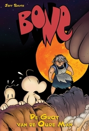 BONE HC06. DE GROT VAN DE OUDE MAN BONE, Jeff Smith, Hardcover