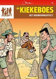 KIEKEBOES DE 115. HET BOEMERANGEFFECT De Kiekeboes, Merho, Paperback