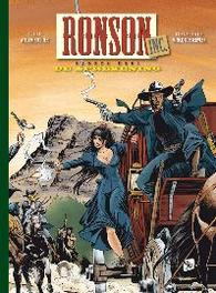 RONSON INC. HC01. DE AFREKENING RONSON INC., Ritstier, Willem, Hardcover