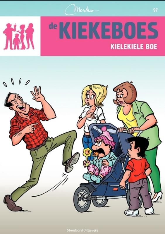 KIEKEBOES DE 097. KIELEKIELE BOE KIEKEBOES DE, MERHO, Paperback