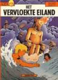 ALEX 03. HET VERVLOEKTE EILAND ALEX, MARTIN, JACQUES, Paperback