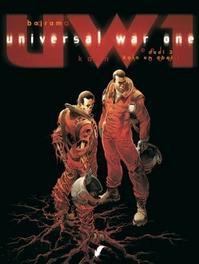 UNIVERSAL WAR ONE HC03. KAIN EN ABEL UNIVERSAL WAR ONE, Bajram, Denis, Hardcover