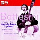 MUSIC FOR DOUBLE BASS & P STEFANO SCIASCIA/DAVID GIOVANNI LEONARDI
