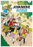 JOMMEKE 001. DE JACHT OP...