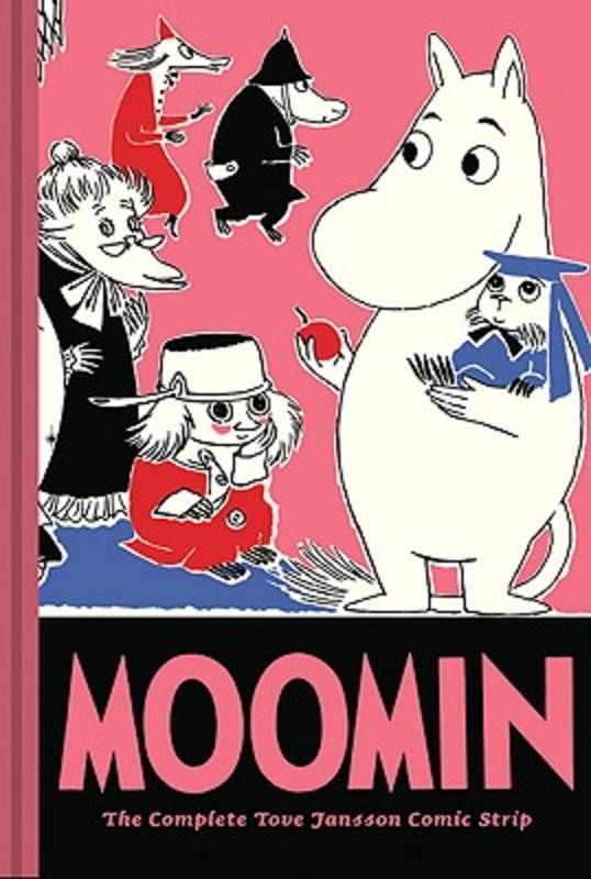 Moomin The Complete Tove Jansson Comic Strip, Tove Jansson, Hardcover