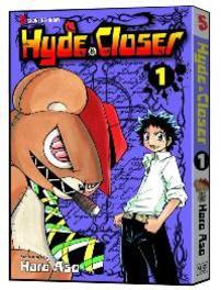 Hyde & Closer 1. Aso, Haro, Paperback