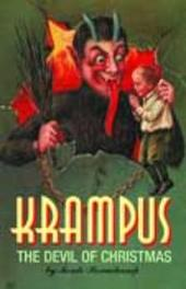 Krampus The Devil of Christmas, Monte Beauchamp, Hardcover
