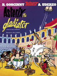 Asterix and the Gladiator Album 4, UDERZO A, Paperback