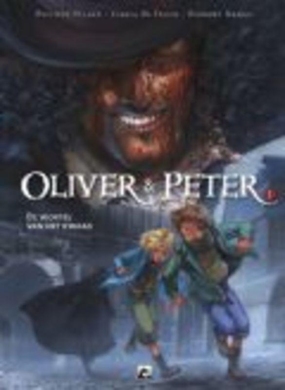 Oliver & Peter 1. De wortel van het kwaad (Cinzia, Pelaez) Hardcover Oliver & Peter, Pelaez, Philippe, BKSTSPER