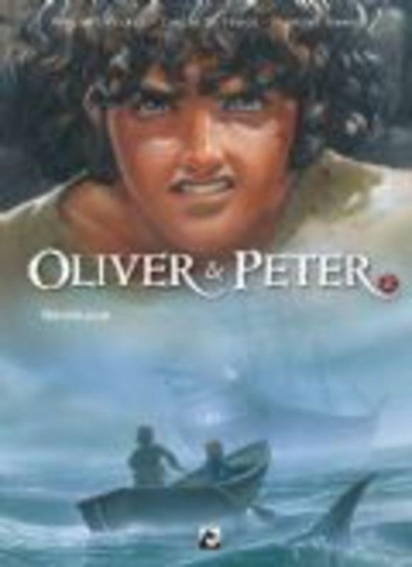 Oliver & Peter 2. Neverland (Cinzia, Pelaez) Hardcover Oliver & Peter, Pelaez, Philippe, BKSTSPER
