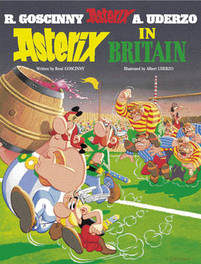 ASTERIX (08) ASTERIX IN BRITAIN (ENGLISH) (E), Rene Goscinny, Paperback