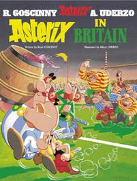 Asterix: Asterix in Britain (E), Rene Goscinny, Paperback