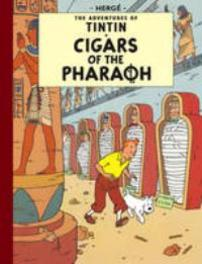 Cigars of the Pharaoh The Adventures of Tintin (Hb), HERGE, Hardcover