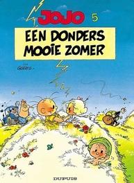 05. EEN DONDERS MOOIE ZOMER JOJO, Geerts, André, Paperback
