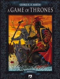A Game of Thrones: 2 Crown Collection, MARTIN, GEORGE R R, PATTERSON, TOMMY, Paperback