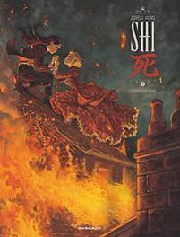 SHI HC02. DE DEMONENKONING SHI, Zidrou, Hardcover
