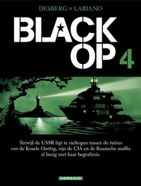 BLACK OP 04. DEEL 04 BLACK OP, LABIANO, HUGUES, DESBERG, STEPHEN, Paperback
