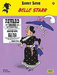 LUCKY LUKE 66. BELLE STARR LUCKY LUKE, Morris, Paperback
