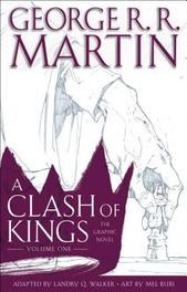 A Clash of Kings The Graphic Novel, Martin, George R. R., Paperback
