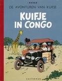 KUIFJE FACSIMILE KLEUR HC02. KUIFJE IN CONGO