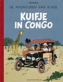 KUIFJE FACSIMILE KLEUR HC02. KUIFJE IN CONGO KUIFJE FACSIMILE KLEUR, Hergé, Hardcover