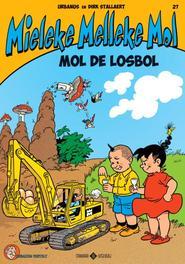 Mol de Losbos URBANUS VERTELT, Stallaert, Dirk, Paperback