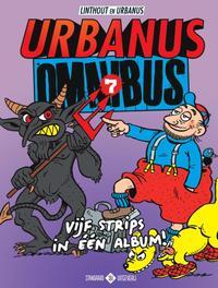 URBANUS OMNIBUS 07. URBANUS OMNIBUS, Willy Linthout, Paperback
