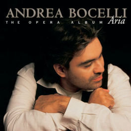 ARIA THE OPERA Audio CD, ANDREA BOCELLI, CD
