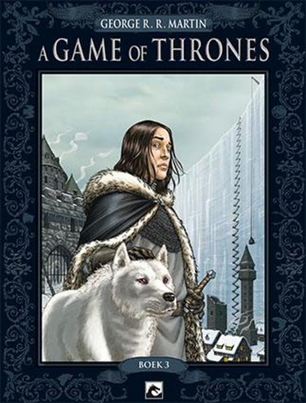 A game of thrones: boek 3 GAME OF THRONES, Martin, George R.R., Paperback