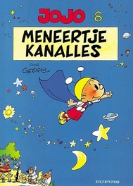 08. MENEERTJE KANALLES JOJO, Geerts, André, Paperback