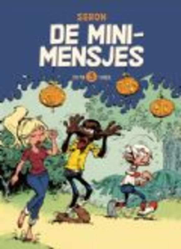 De mini Mensjes Integraal 5, Desprechins, Hardcover