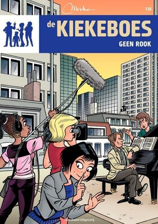 KIEKEBOES DE 138. GEEN ROOK