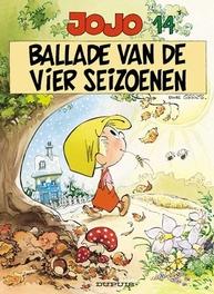 14. BALLADE VAN DE VIER SEIZOENEN JOJO, Geerts, André, Paperback