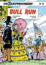 BLAUWBLOEZEN 27. BULL RUN BLAUWBLOEZEN, LAMBIL, WILLY, CAUVIN, RAOUL, Paperback