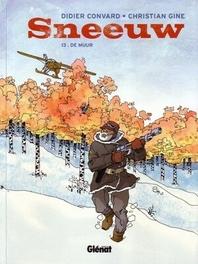 SNEEUW 13. MUUR SNEEUW, Convard, Paperback