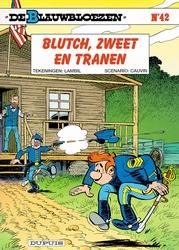 DE BLAUWBLOEZEN 42. BLUTCH,...