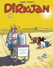 Dirkjan: 2 DIRKJAN, Retera, Mark, Paperback