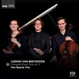COMPLETE PIANO.. -SACD- VAN BAERLE TRIO L. VAN BEETHOVEN, CD