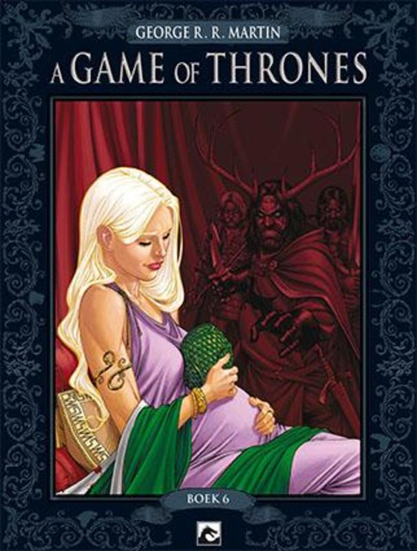 GAME OF THRONES 06. BOEK 06/12 GAME OF THRONES, MARTIN, GEORGE R R, PATTERSON, TOMMY, Paperback